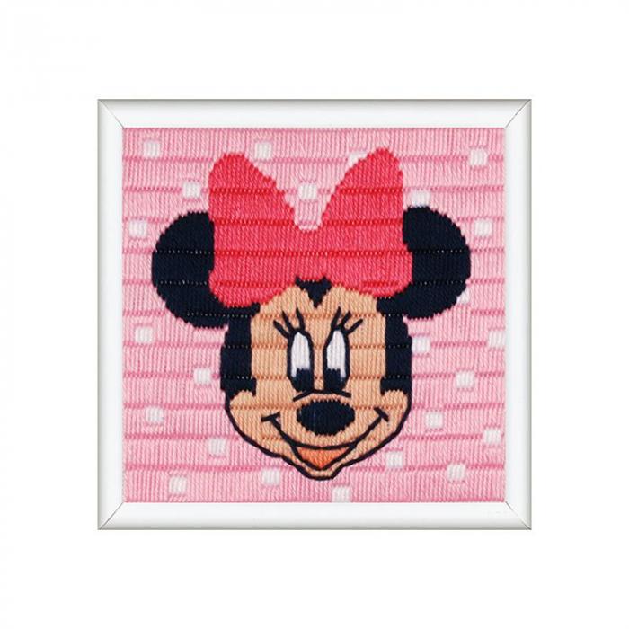 Kit creativ coasere pernuta Disney Minnie Mouse, Kits4Kids [2]
