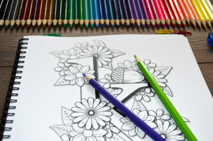 Litere și Flori [2]