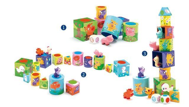 Ludanimo, colectie de jocuri Djeco [1]