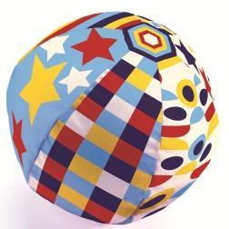 Minge usoara Djeco, Balon Geometric [0]