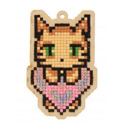 Pictura diamante kit dragoste de pisicuta [0]