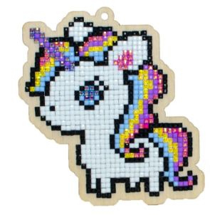 Pictura diamante kit  unicorn magic [0]
