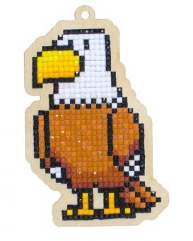 Pictura diamante kit vultur [0]