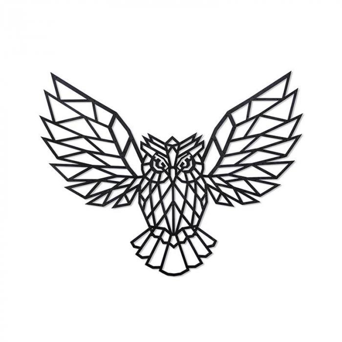 Puzzle 3D decorativ OWL din lemn 372 piese @ EWA [0]