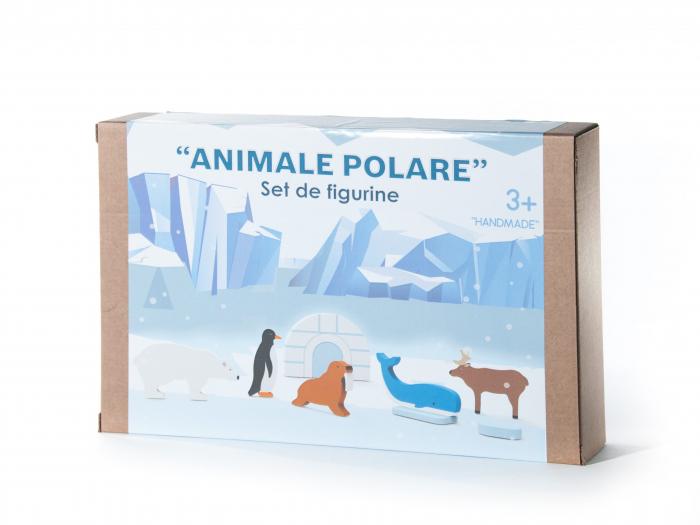 Set animale polare, Marc toys [0]