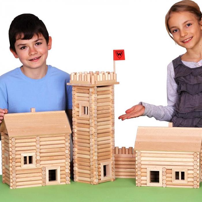 Set constructie arhitectura Vario Massive Box 2 Vario Massive, 418 piese [2]