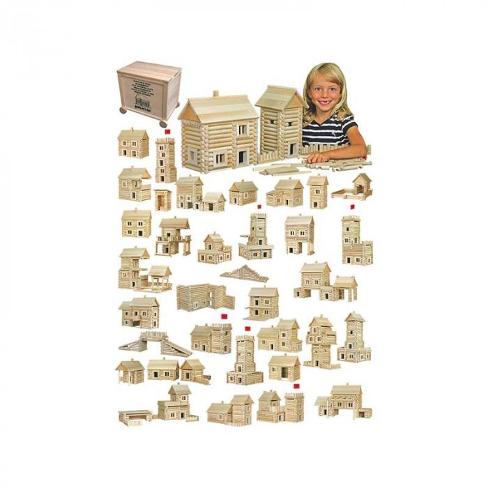 Set constructie arhitectura Vario Massive Box 2 Vario Massive, 418 piese [1]