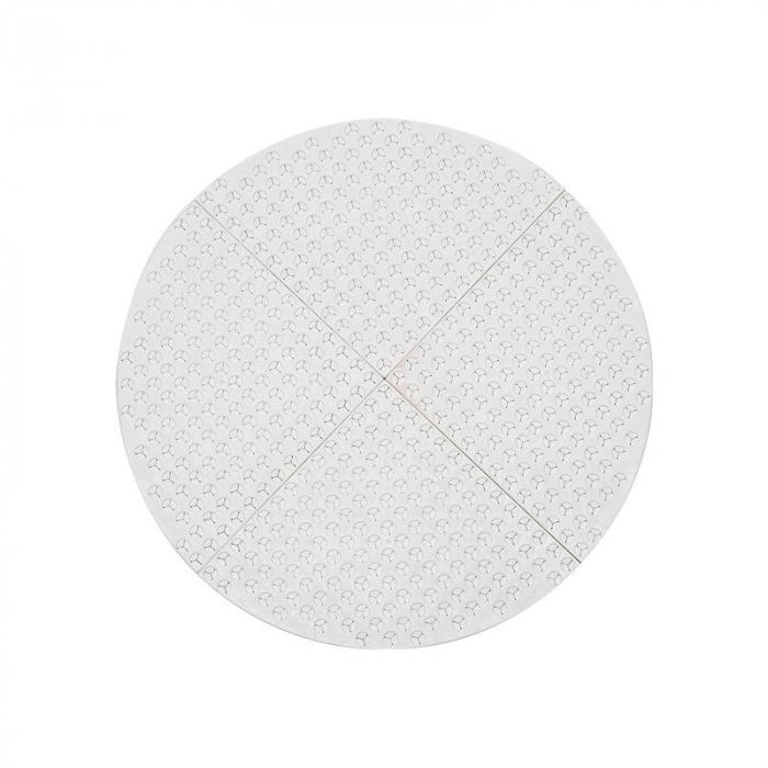 Set desen prin snuruire Round White Playboard, Nexus [2]