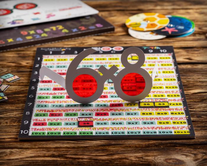 Tabla înmulțirii fără secrete - Joc aritmetic educativ [0]