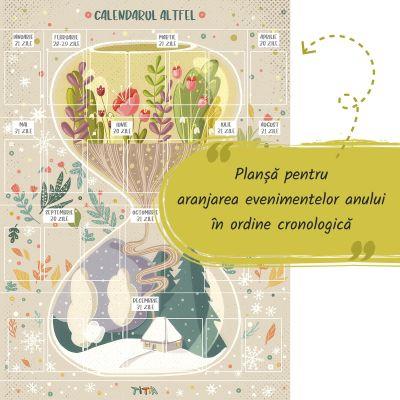 Calendarul Altfel - Învață noțiunea timpului și datele importante din an [2]