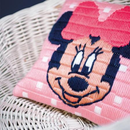 Kit creativ coasere pernuta Disney Minnie Mouse, Kits4Kids [1]