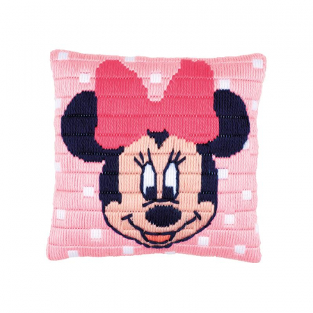 Kit creativ coasere pernuta Disney Minnie Mouse, Kits4Kids [0]