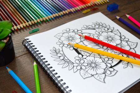 Litere și Flori [4]