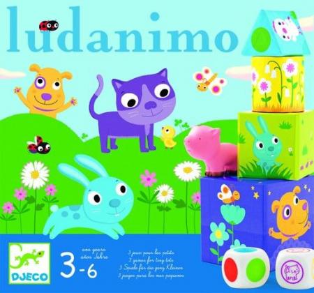 Ludanimo, colectie de jocuri Djeco [0]