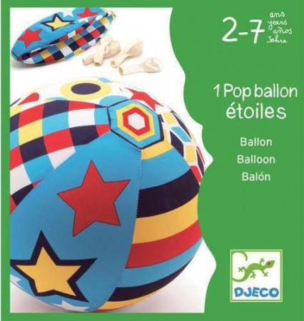 Minge usoara Djeco, Balon Geometric [1]