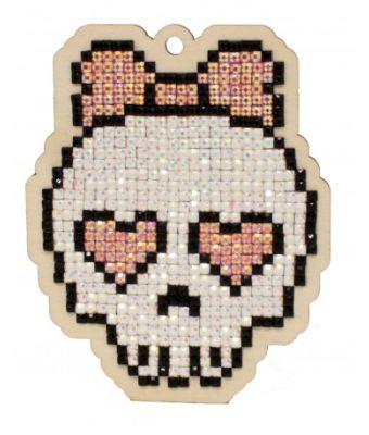 Pictura diamante kit craniu [0]