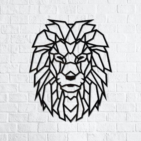 Puzzle 3D decorativ LION din lemn 250 piese @ EWA [1]