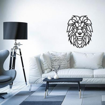 Puzzle 3D decorativ LION din lemn 250 piese @ EWA [2]