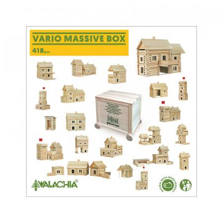 Set constructie arhitectura Vario Massive Box 2 Vario Massive, 418 piese [3]
