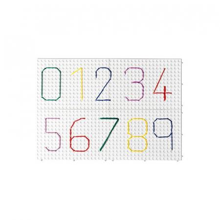 Set desen prin snuruire White Playboard, Nexus [0]
