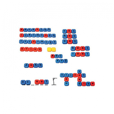 Set margele de insirat Alfabet, Nexus [0]