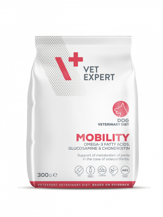 4T Dieta Veterinara MOBILITY DOG, 300 g [0]
