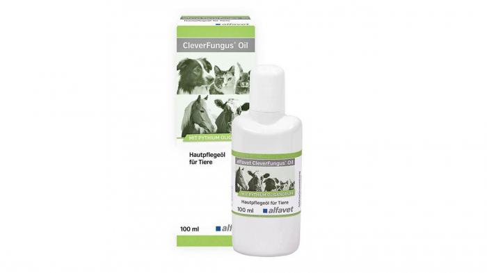 Alfavet Clever Fungus Oil, 100 ml [0]