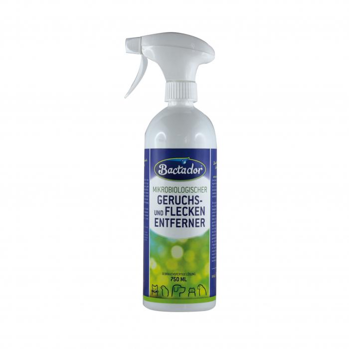 Bactador, Spray pentru eliminarea petelor si mirosurilor neplacute, 750 ml [0]