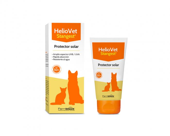Crema pentru protectie solara SPF50+, HELIOVET, Stangest, 50 ml [0]