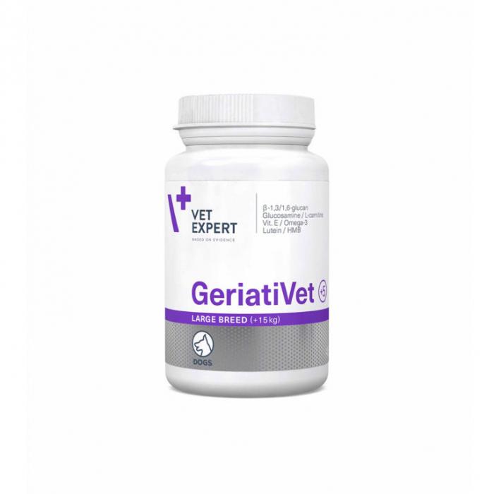 GeriatiVet Dog Large Breed, VetExpert, 45 tablete [0]