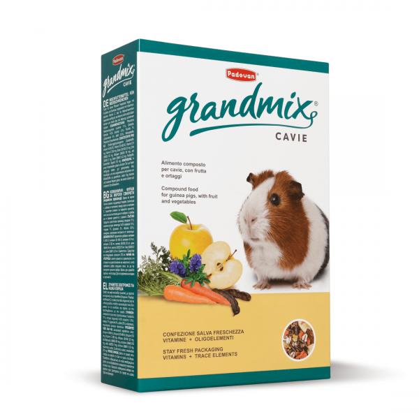 Grandmix (Cavie) Guineea Pig & Chinchilla 850g [1]