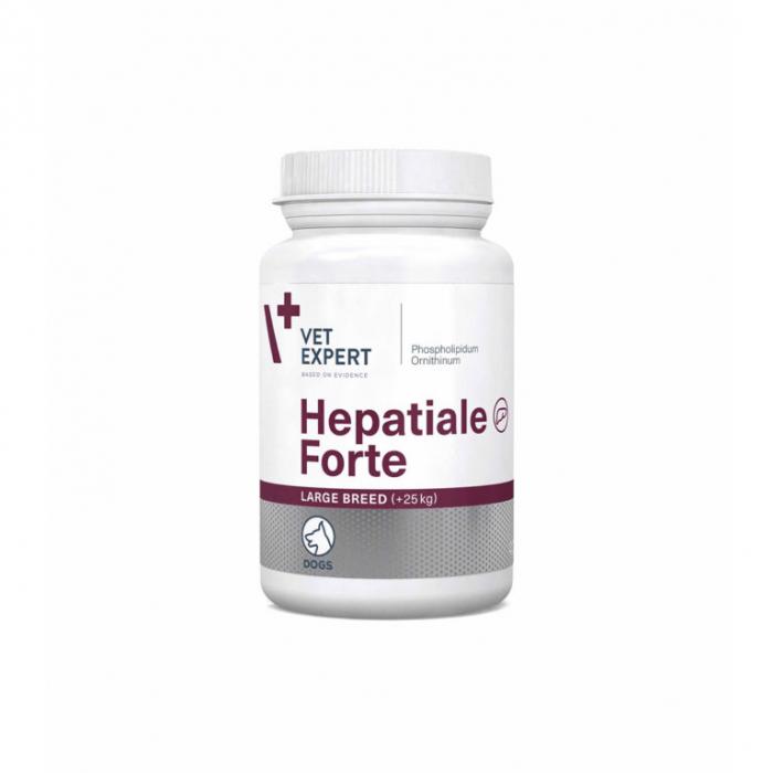 Hepatiale Large Breed  40 tablete, VetExpert [0]