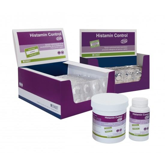 HISTAMIN Control Large Breed Dogs- 60 Tabs [0]