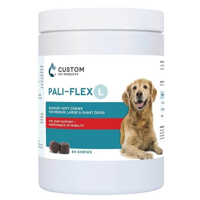 Pali-Flex Large Dogs, 84 tablete [0]