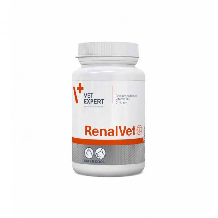 RenalVet Twist Off 60 capule, VetExpert [0]