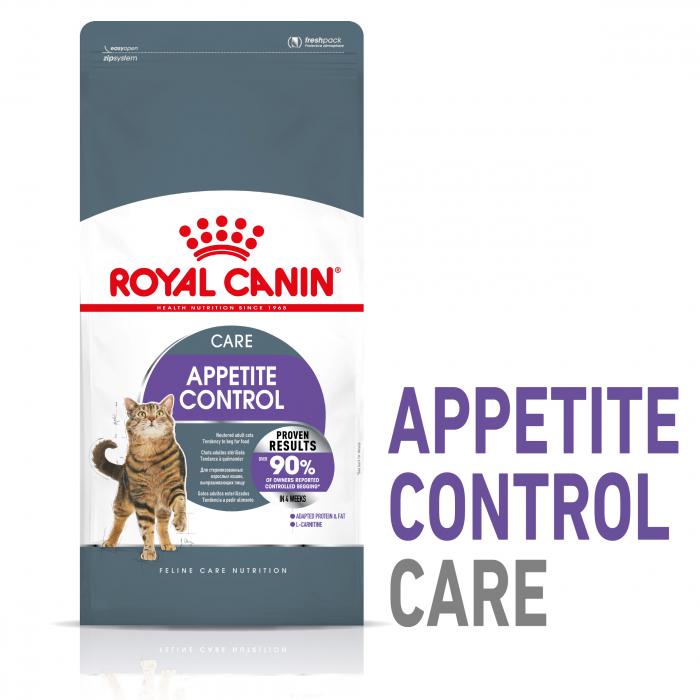 Royal Canin Appetite Control Care, hrană uscată pisici, adult sterilizat, reglarea apetitului, 400G [0]