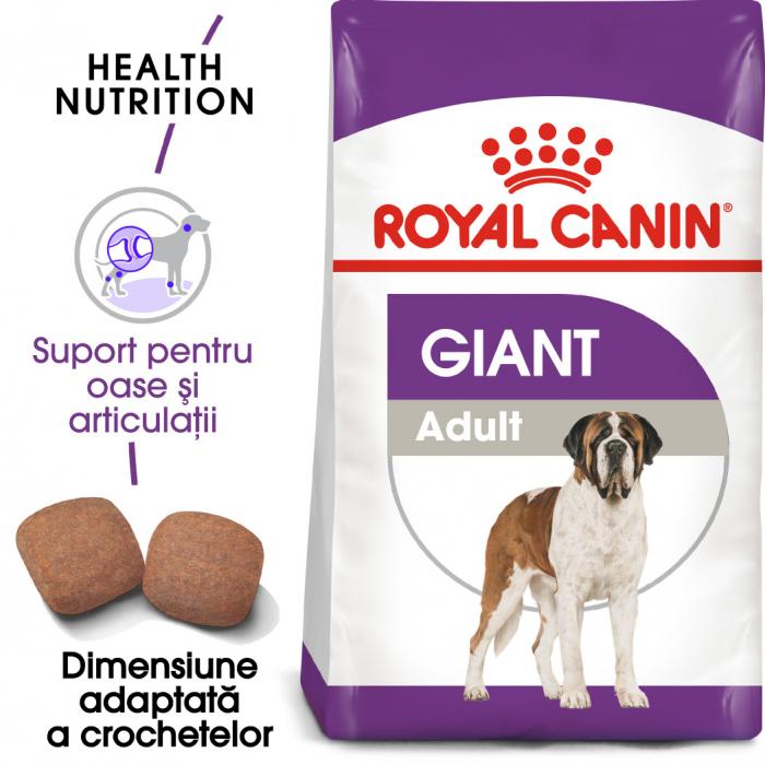 Royal Canin Giant Adult, hrană uscată câini,  15 kg [0]