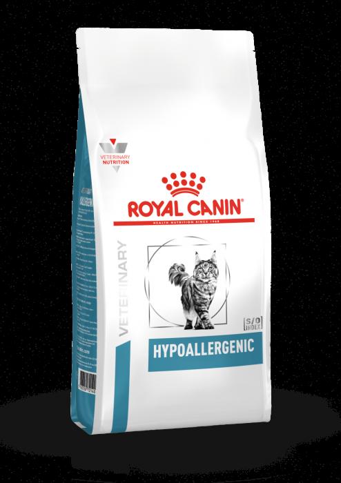 ROYAL CANIN Hypoallergernic Cat Dry 2.5kg [0]