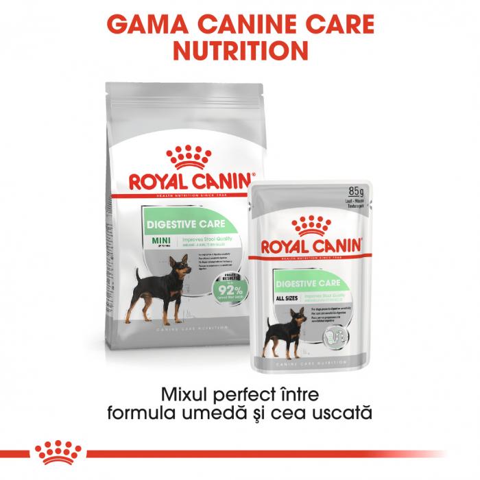 Royal Canin Mini Digestive Care, hrană uscată câini, confort digestiv, 3Kg [5]