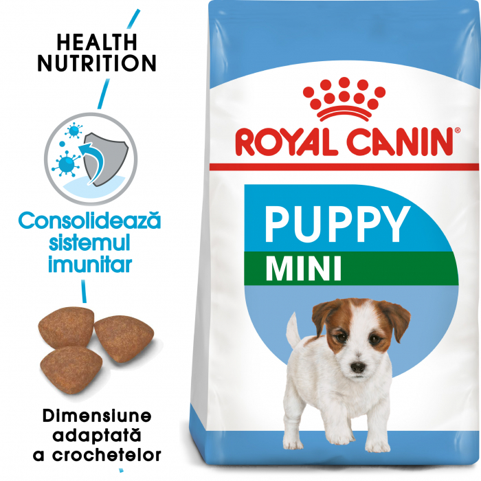 Royal Canin Mini Puppy, hrană uscată câini junior, 8 kg [0]