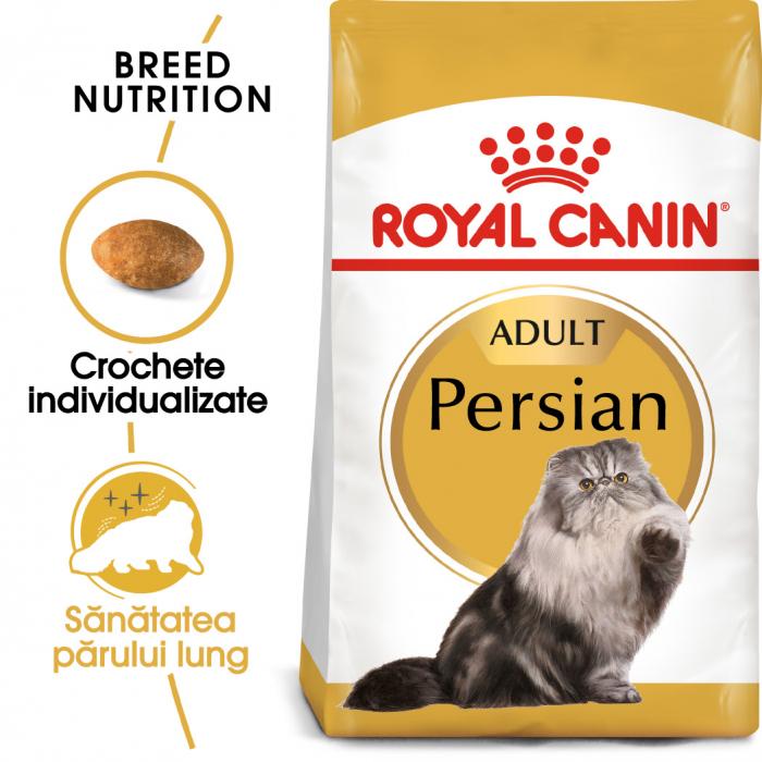 Royal Canin Persian Adult, hrană uscată pisici, 400 g [0]