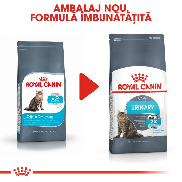 Royal Canin Urinary Care Adult, hrană uscată pisici, sănătatea tractului urinar, 2 kg [1]