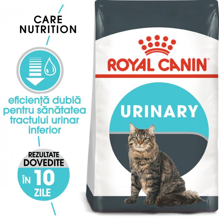 Royal Canin Urinary Care Adult, hrană uscată pisici, sănătatea tractului urinar, 400 g [0]