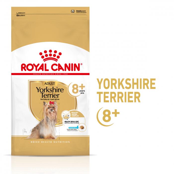 ROYAL CANIN YORKSHIRE ADULT 8+ 1.5 kg [0]