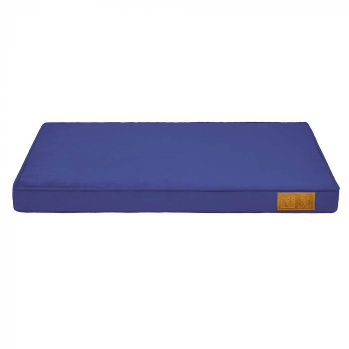 Saltea MAGNETIC CARE, Albastru Marin, VetExpert, marimea XL, 100 x 70 cm [0]