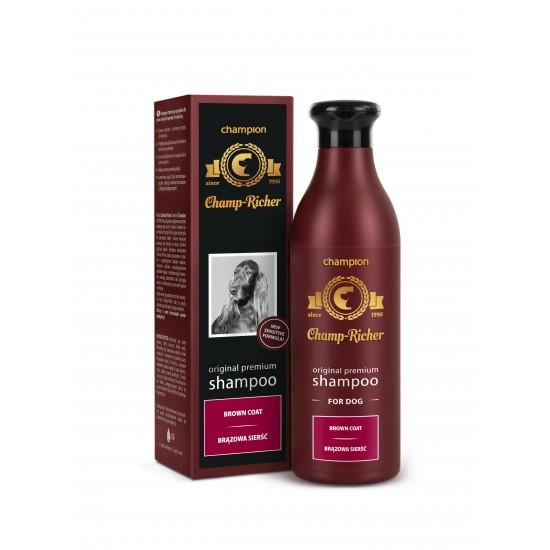 Sampon CHAMP RICHER pentru CAINI cu BLANA AURIE, 250 ml [0]