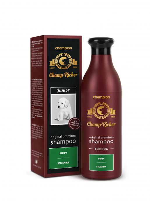 Sampon CHAMP RICHER pentru CATELUSI, 250 ml [0]