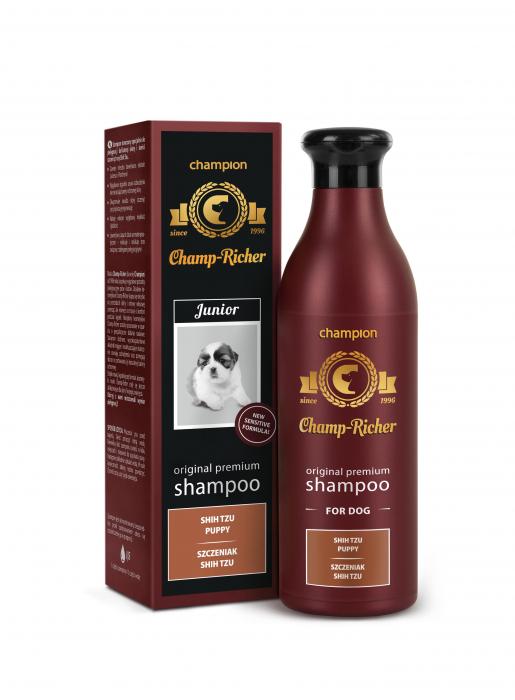 Sampon CHAMP RICHER pentru CATELUSI Shih Tzu, 250 ml [0]