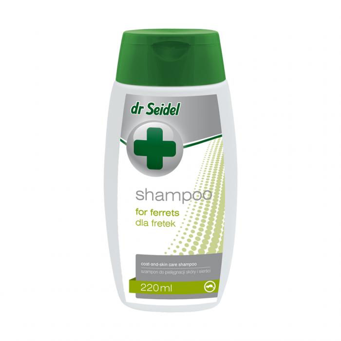 Sampon Dr. SEIDEL cu PROTEINE pentru dihori, 220 ml [0]