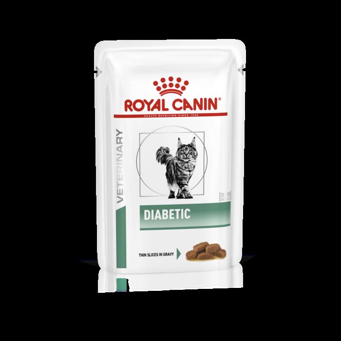 ROYAL CANIN Diabetic Cat PLIC 85g [0]